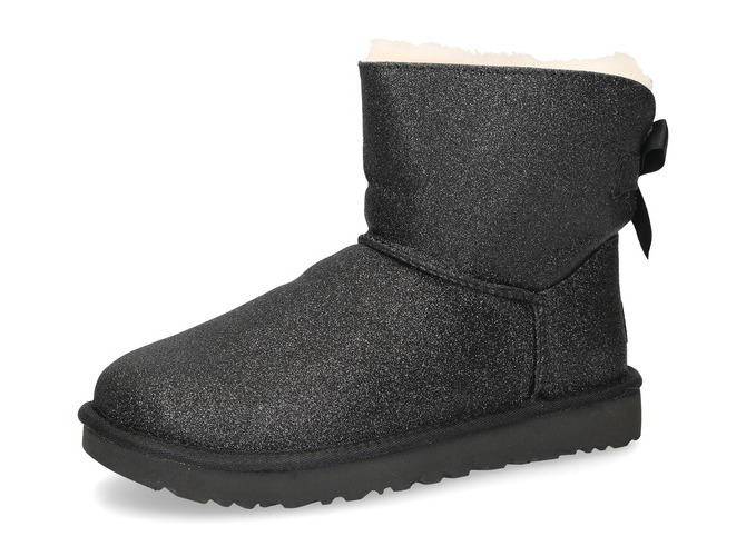UGG Boot Mini Bailey Bow Sparkle Classic | die dodenhof