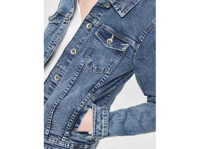 begrenzte garantie großer Rabattverkauf neu kommen an ONLY Kurze Jeansjacke | die dodenhof Online ShoppingWelt