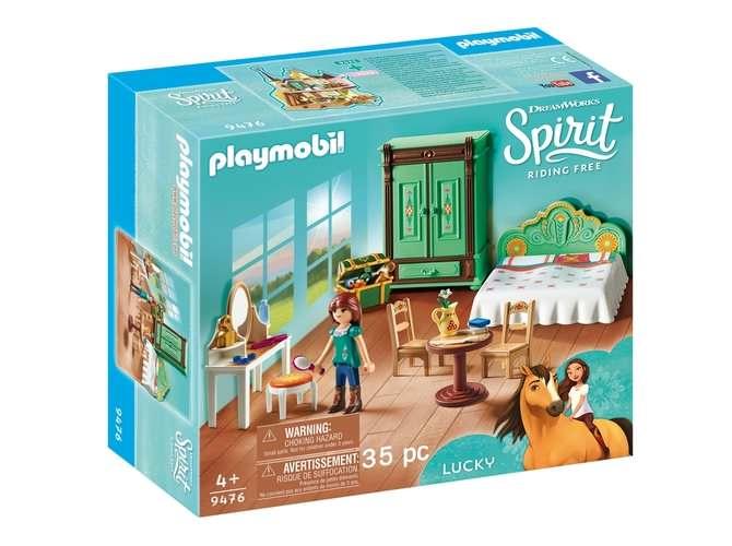 Playmobil 9476 Luckys Schlafzimmer   die dodenhof Online ShoppingWelt
