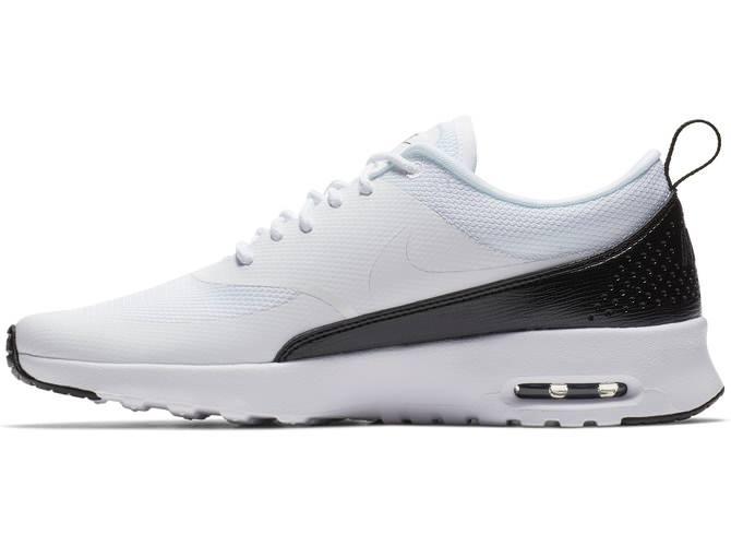 Wo finde ich die Nike AirMax thea? (weiß, glitzer)