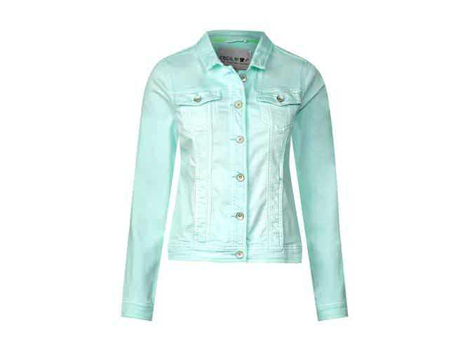 CECIL Color Denim Jacke Lejla | die dodenhof Online ShoppingWelt