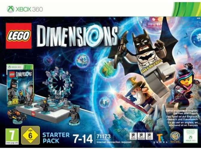 Lego Dimensions 71173 Starter Pack Xbox 360 Die Dodenhof Online