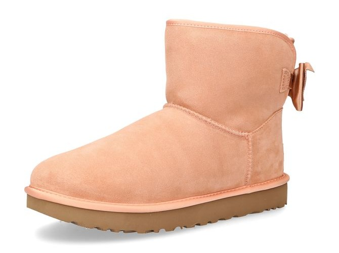 UGG Boot Satin Bow Mini Classic | die dodenhof Online
