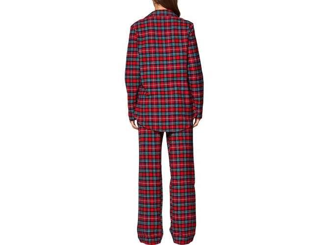premium selection 89dd5 dbeba Esprit Karierter Flanell-Pyjama | die dodenhof Online ...