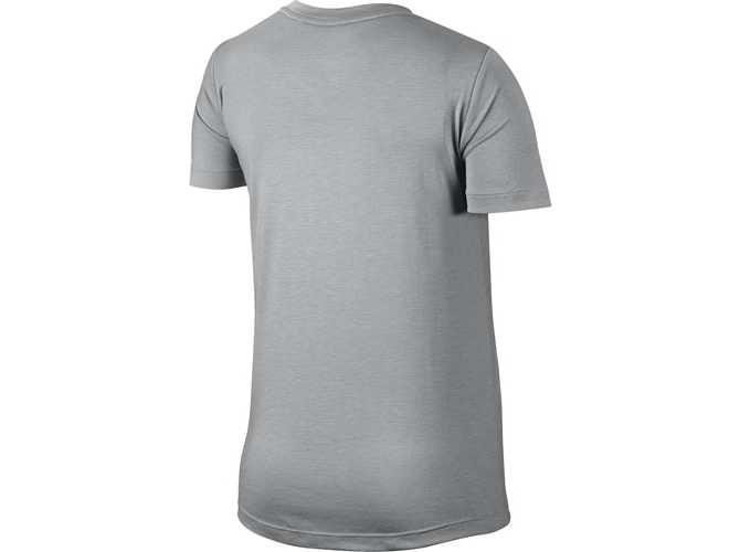 Nike W NSW ESSNTL TEE HBR grey | die dodenhof Online