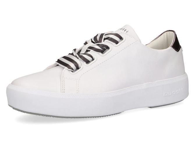 timeless design 51223 48a86 bugatti sneaker weiß mayerund