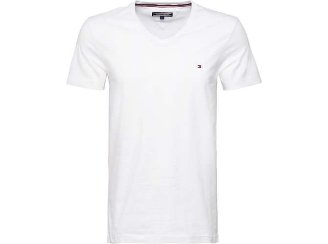 87a56d0f0519e Tommy Hilfiger T-Shirt Core Stretch Slim | die dodenhof Online ShoppingWelt