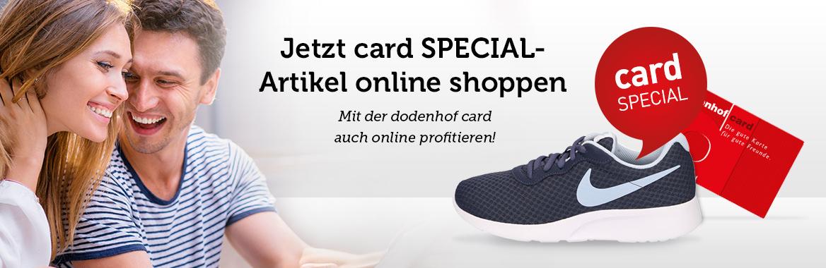 card specials im online shop dodenhof online shoppingwelt. Black Bedroom Furniture Sets. Home Design Ideas