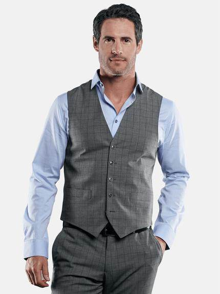 engbers Herren Schmal geschnittenes My Favorite Anzugsakko Blau 29065