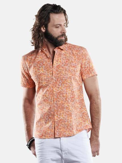 Hemd offen tragen mit t-shirt drunter
