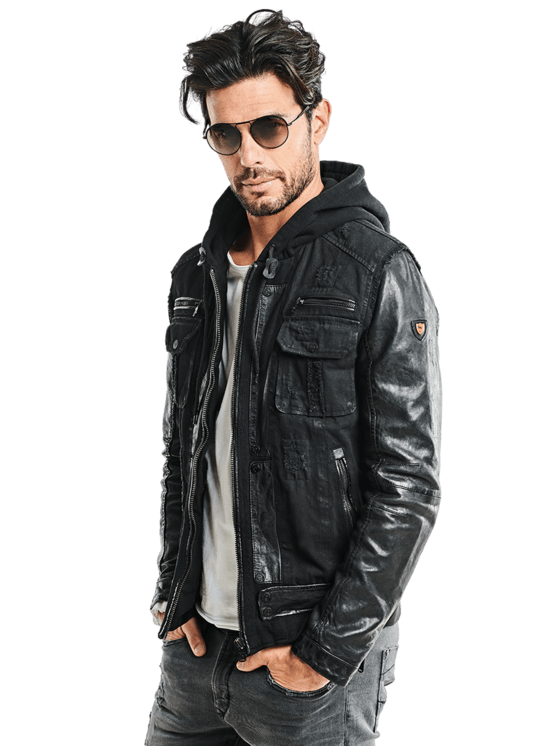innovative design 004ec 2a122 Lederjacke