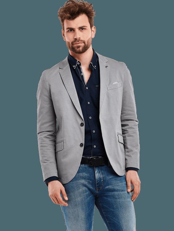 Herren Engbers Freizeit Sakko Slim Fit In Beige Kaufen 27083