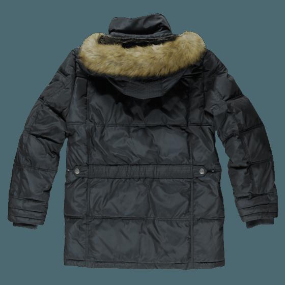 Größe 40 e5fcf 1d19f Jacke mit abnehmbarer Fellkapuze