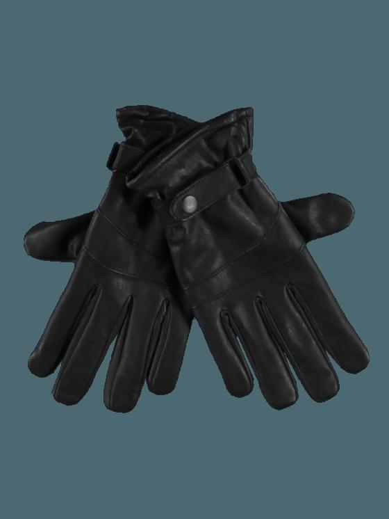 970decc96af03e engbers Lederhandschuhe in Schwarz kaufen