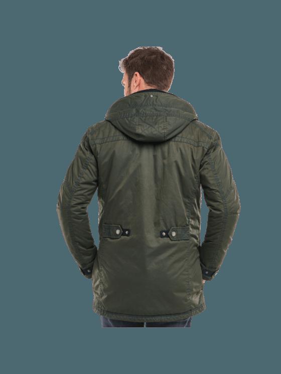 Jacke mit wertigen Outdoordetails