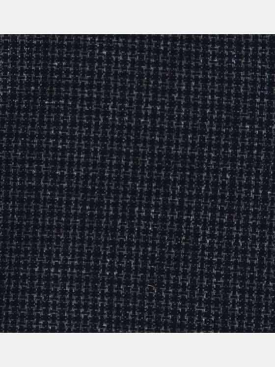 Blau emilio adani Herren elastisches Sakko mit l/ässiger Kantenverarbeitung 27943