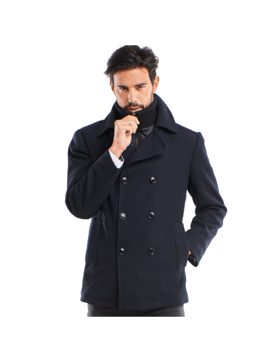 new concept fee1e 90868 Modische Caban-Jacke