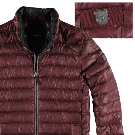 Rabatt Verkauf 50 70% Rabatt Bestellung rote daunenjacke