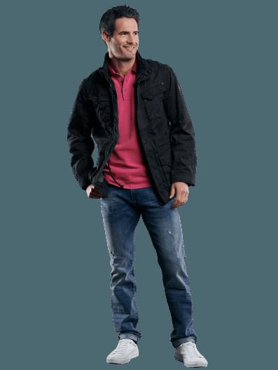 Outfit für männer zusammenstellen