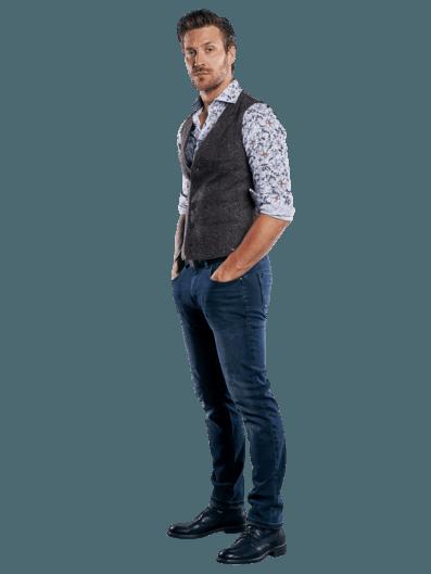 Männer sportlich-elegantes outfit ▷ 1001+