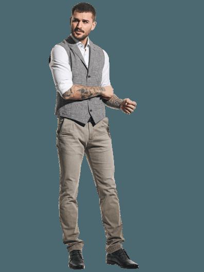 Männer outfit schick