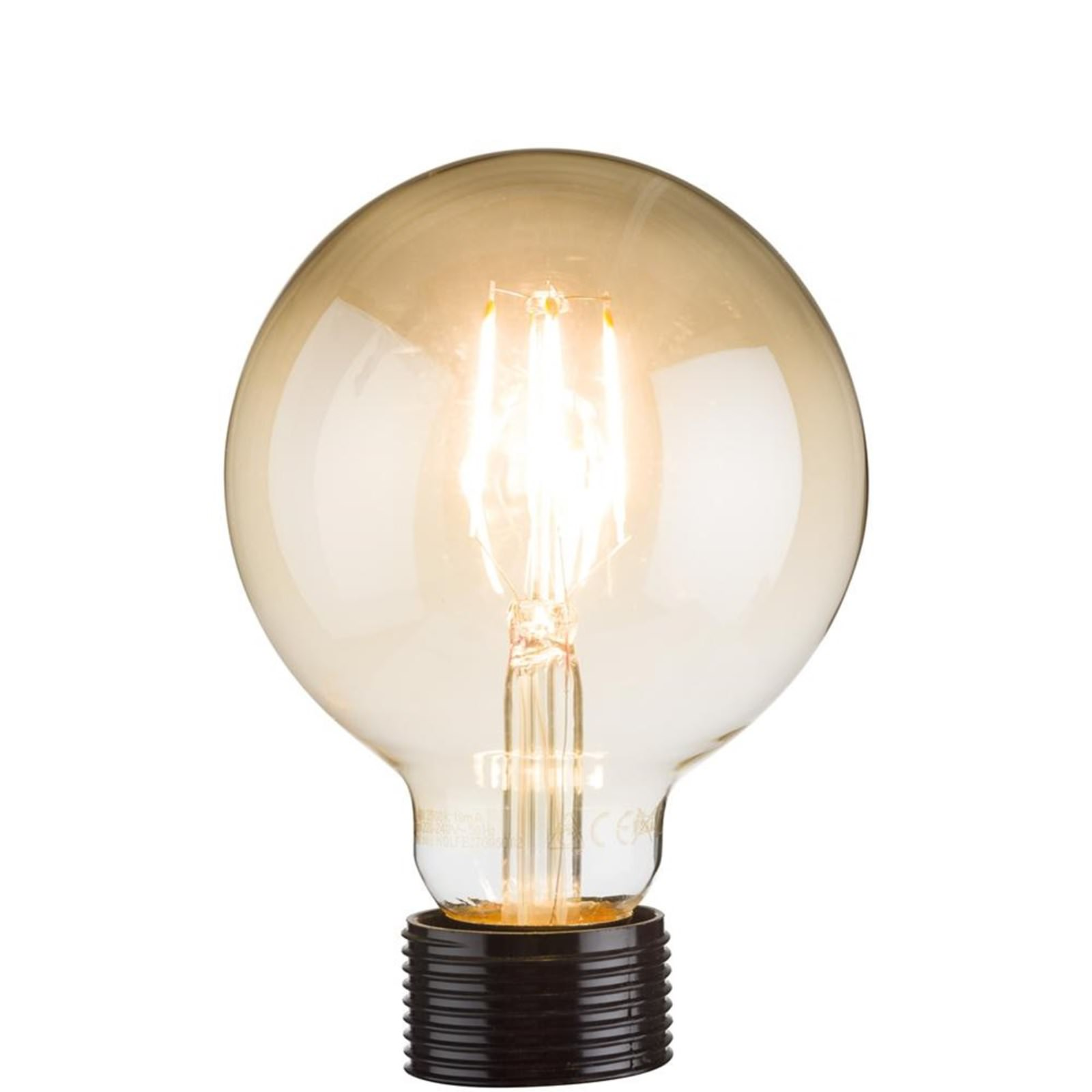 FILAMENT BULB E27 WARM GOLDEN