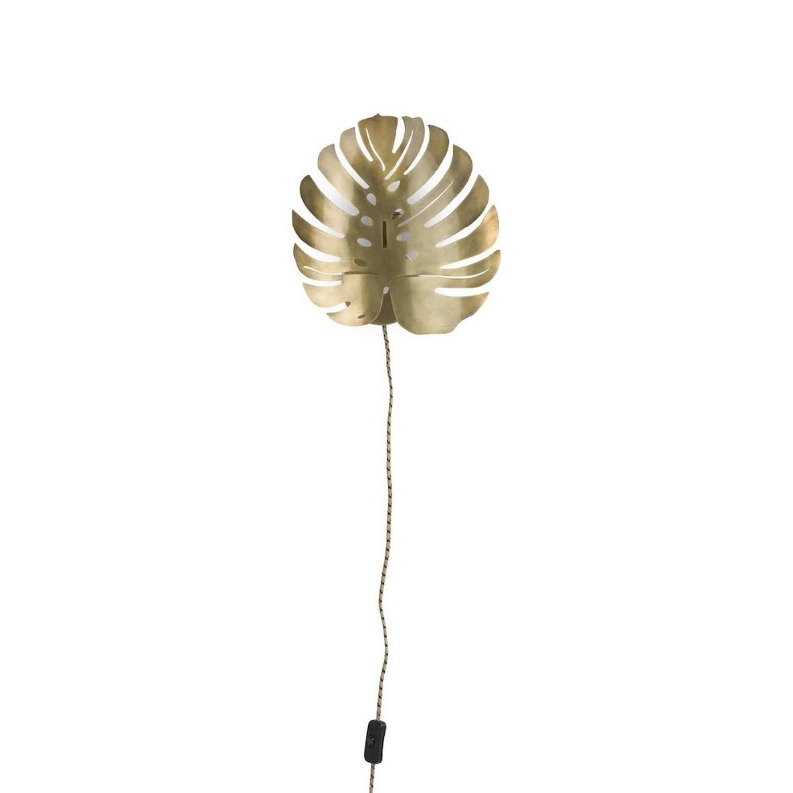 MONSTERA LEAF WANDLAMP 1*E27