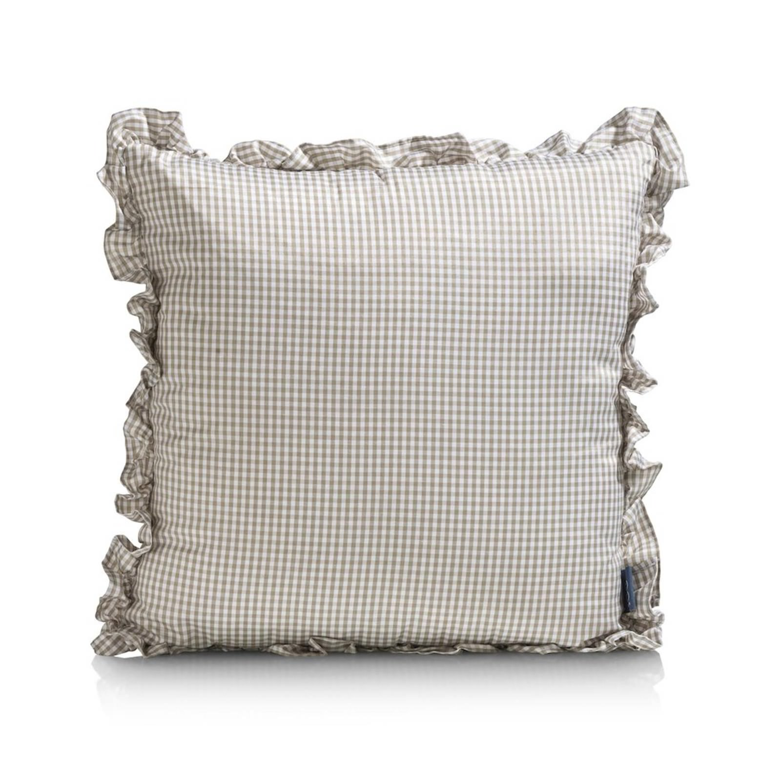 CHECKERS COUSSIN 45X45CM