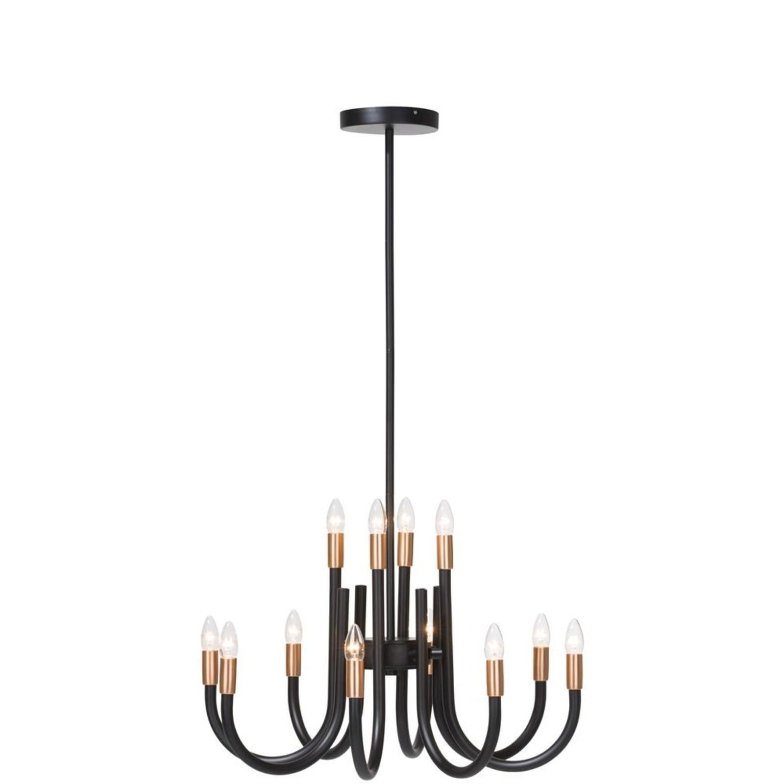 hanglamp lola in zwart nu bestellen in de coco maison webshop. Black Bedroom Furniture Sets. Home Design Ideas
