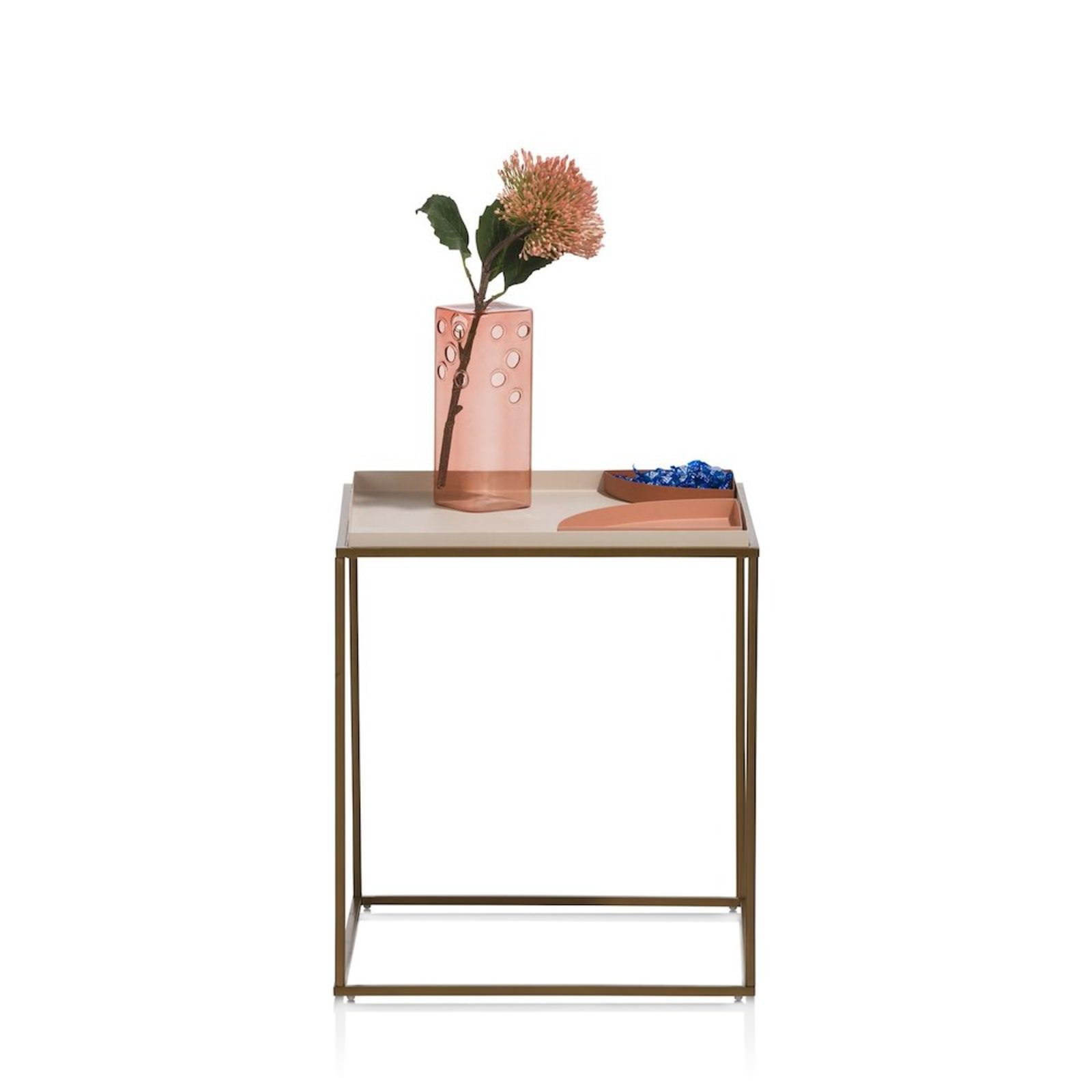 ROXIE TABLE D'APPOINT 40 X 40 CM