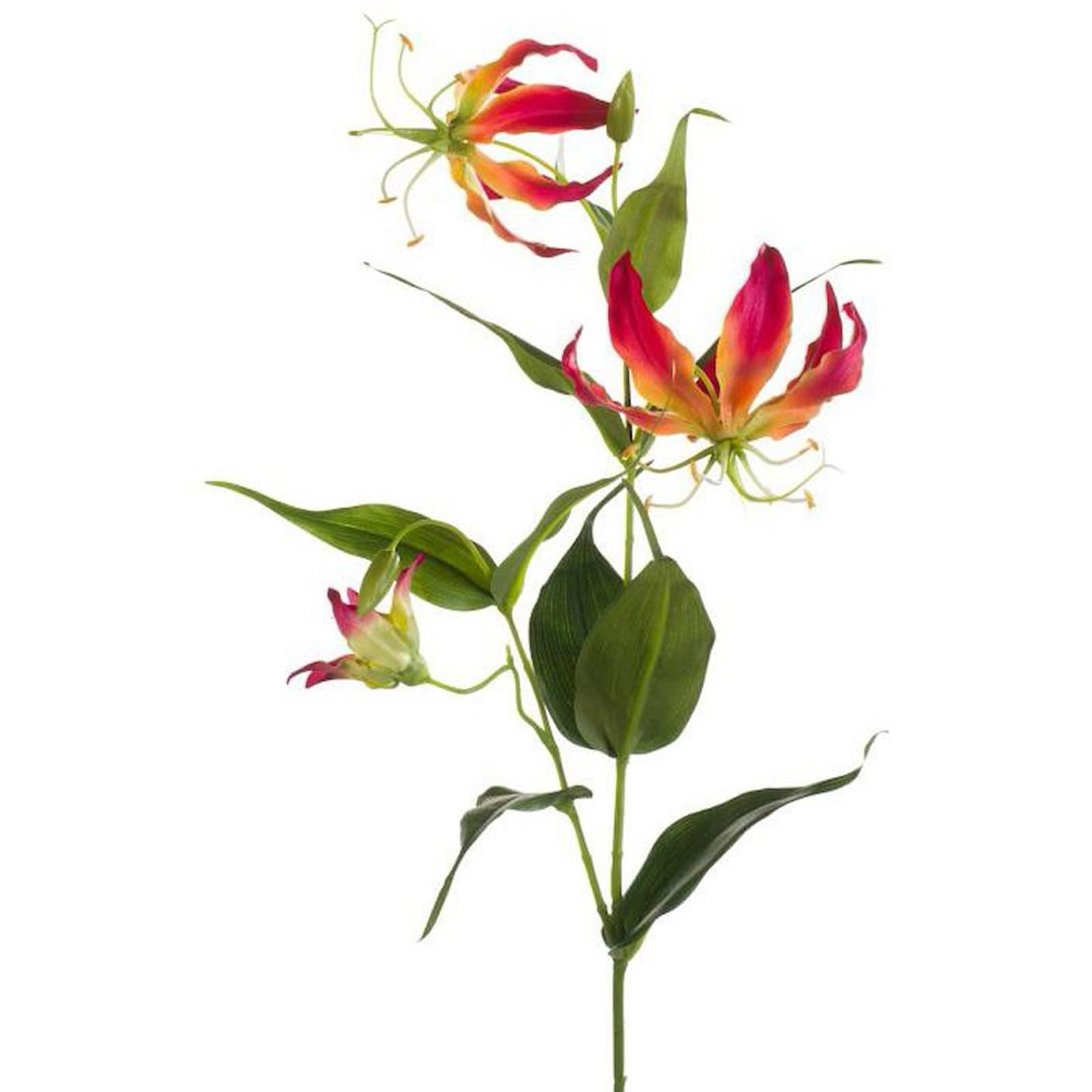 GLORIOSA SPRAY KUNSTBLOEM H75CM