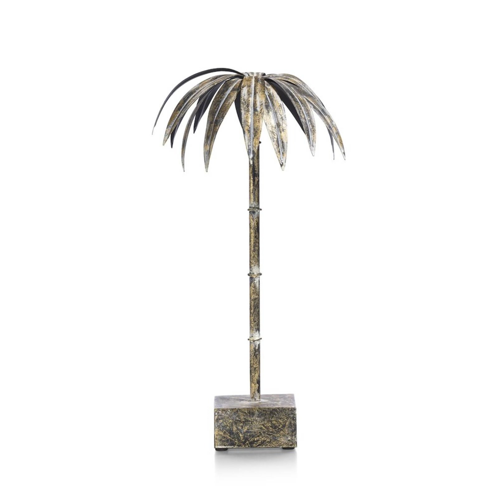 PALM TREE FIGURINE H45CM