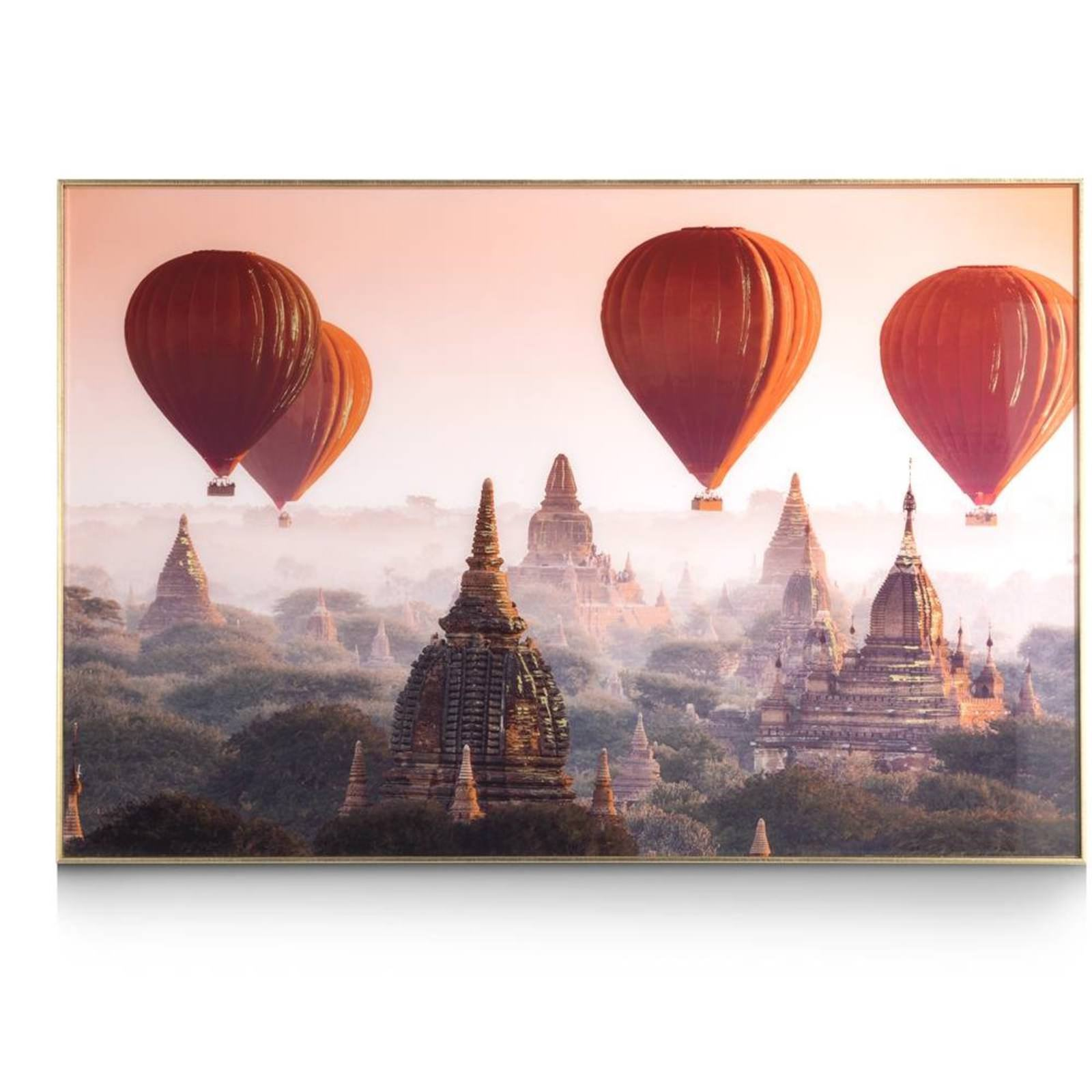 WANDDECORATIE AIR BALLOON