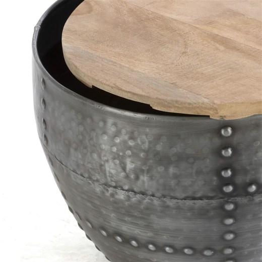 bijzettafel next in grijs nu bestellen in de coco maison. Black Bedroom Furniture Sets. Home Design Ideas