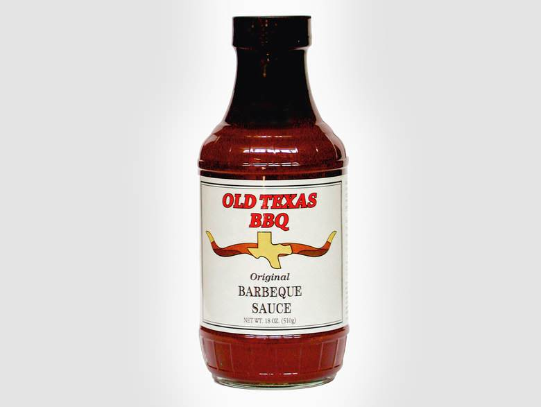 Old Texas BBQ Sauce