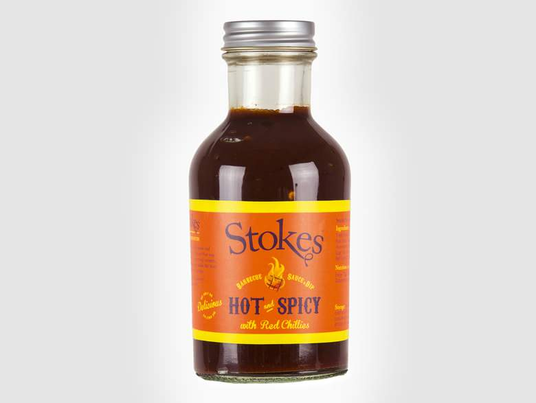 BBQ Sauce Hot & Spicy