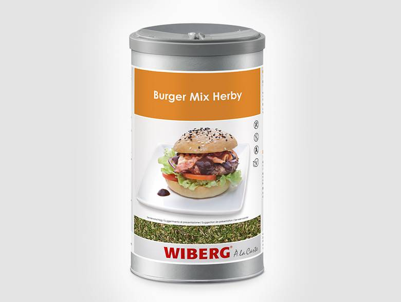 Burger Mix Herby