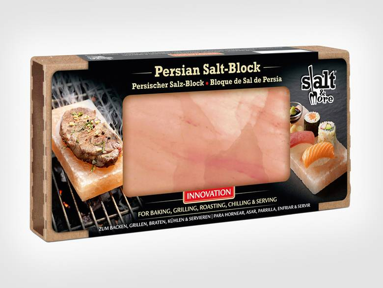 Persian Salt Block