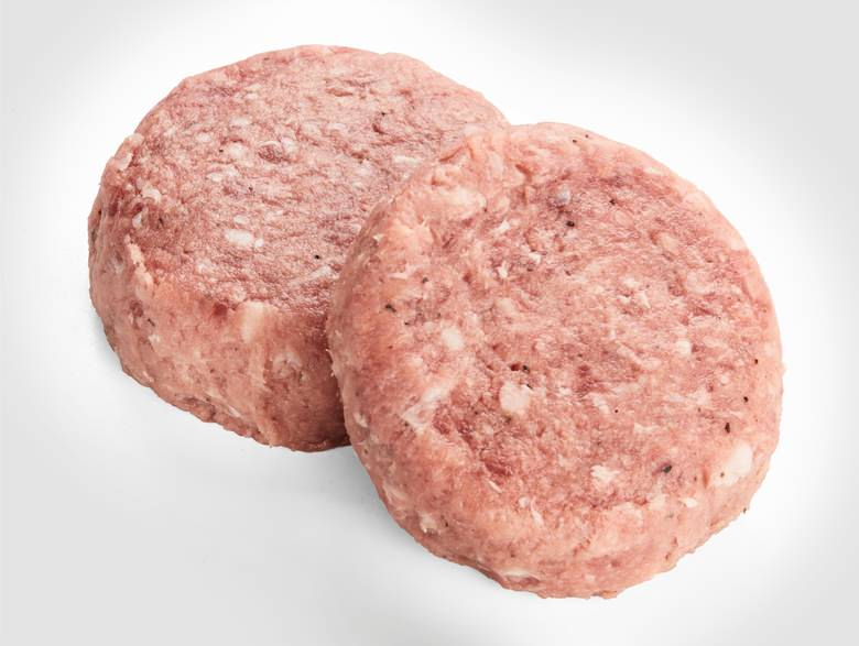 Ibérico Burger Patties