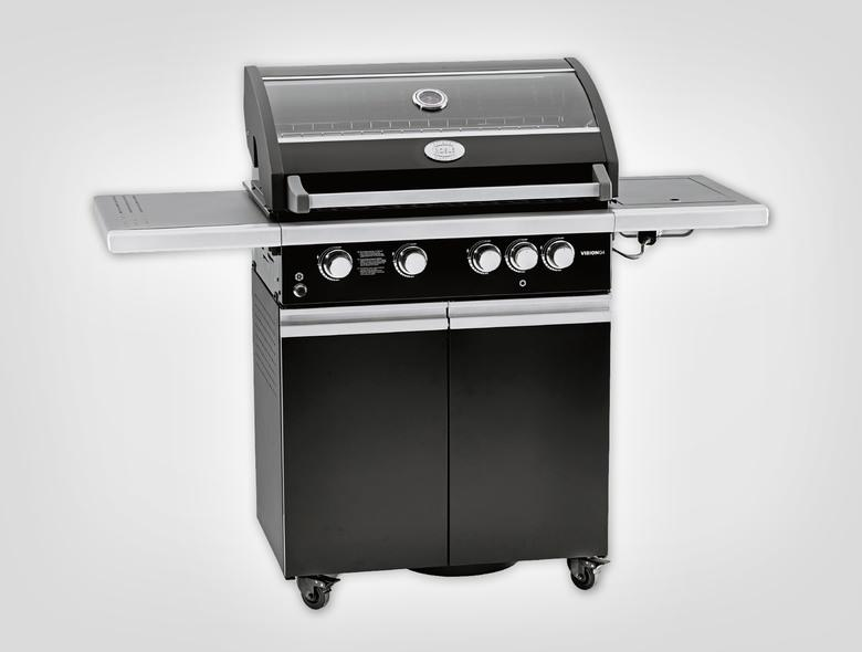 Gasgrill BBQ Grill Station Vision G4