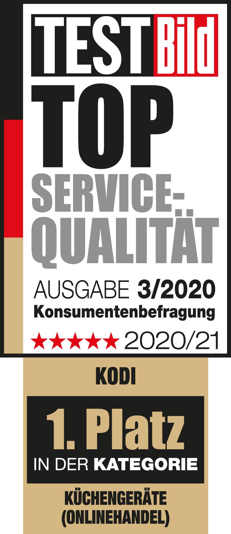 Bester Service 2020