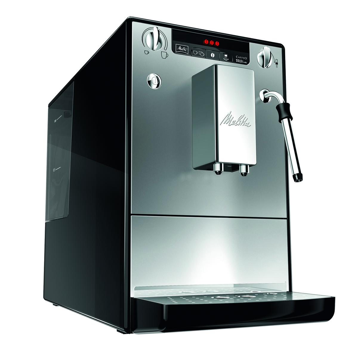 melitta kaffeevollautomat caffeo solo milk jetzt im kodi onlineshop kaufen alles f r den. Black Bedroom Furniture Sets. Home Design Ideas