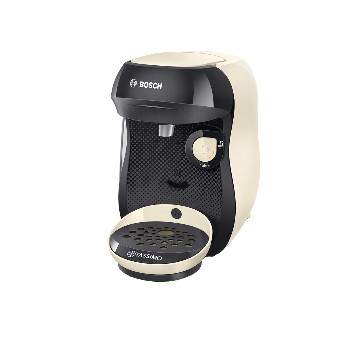 bosch tassimo kaffeeautomat tas1007 in creme jetzt im kodi. Black Bedroom Furniture Sets. Home Design Ideas