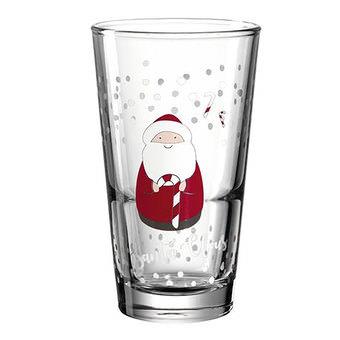 "Leonardo Weihnachtsglas 315 ml ""Nikolaus"""