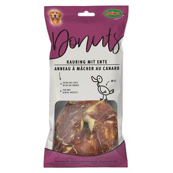 "Bubimex Hundesnack ""Donuts mit Ente"" 2 Stück"