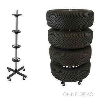 Filmer Felgen- und Reifenhalter