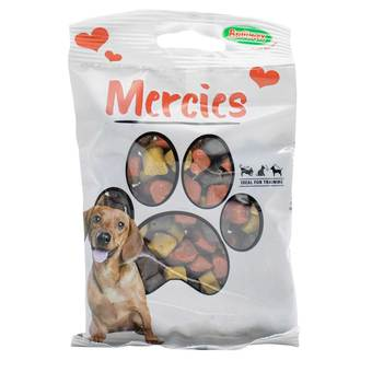 Bubimex Mercies-Herzen für Hunde