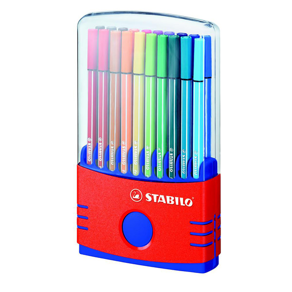 Stabilo STABILO Fasermaler PEN 68