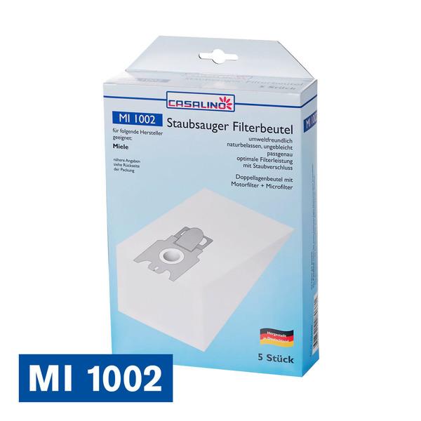 Casalino Staubsauger Filterbeutel MI 1002