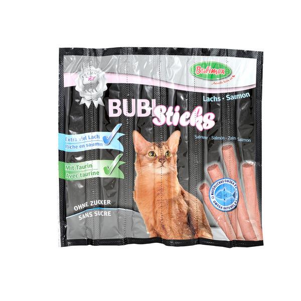 Bubimex Lachssticks für Katzen